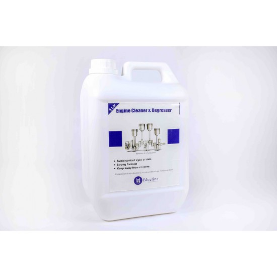 Gardenia Engine Cleaner and Degreaser 5Ltr