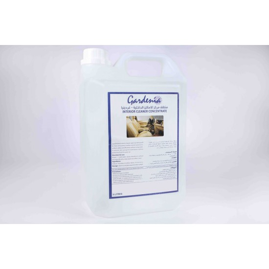 Gardenia Interior Cleaner Concentrate 5Ltr