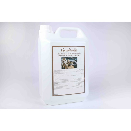 Gardenia Leather Interior Concentrate 5Ltr