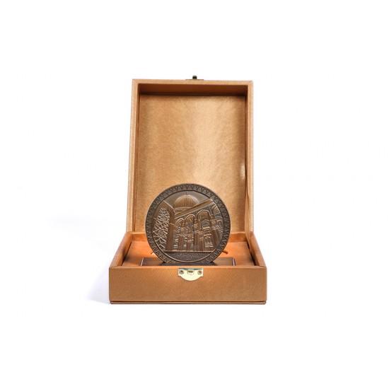 Gold Medallion Coin